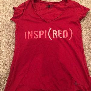 GAP Tops - Gap cotton inspire T-shirt